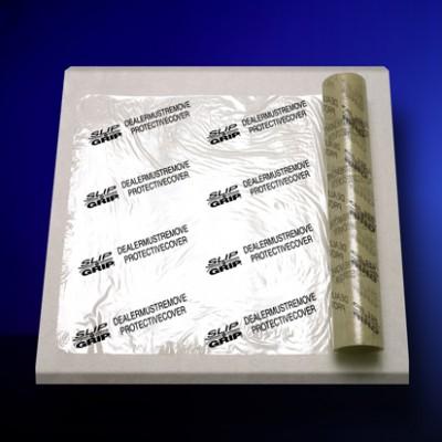 Slip N Grip Adhesive Plastic Floor Mats And Starter Kit